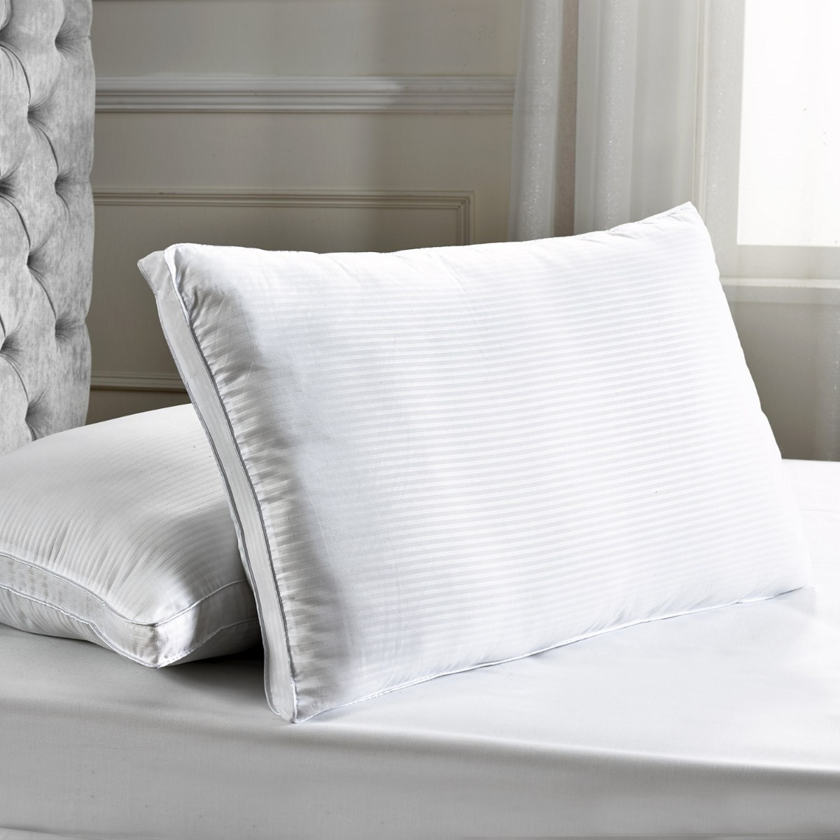 Touch of Satin Pillow - Medium Support (Pair)