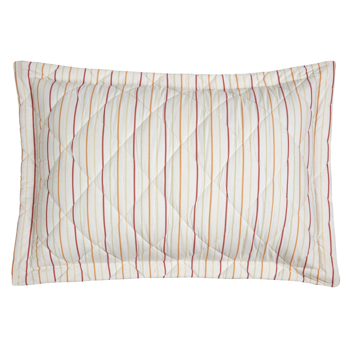 Bloomsbury Autumn Quilted Oxford Pillowcases (Pair)