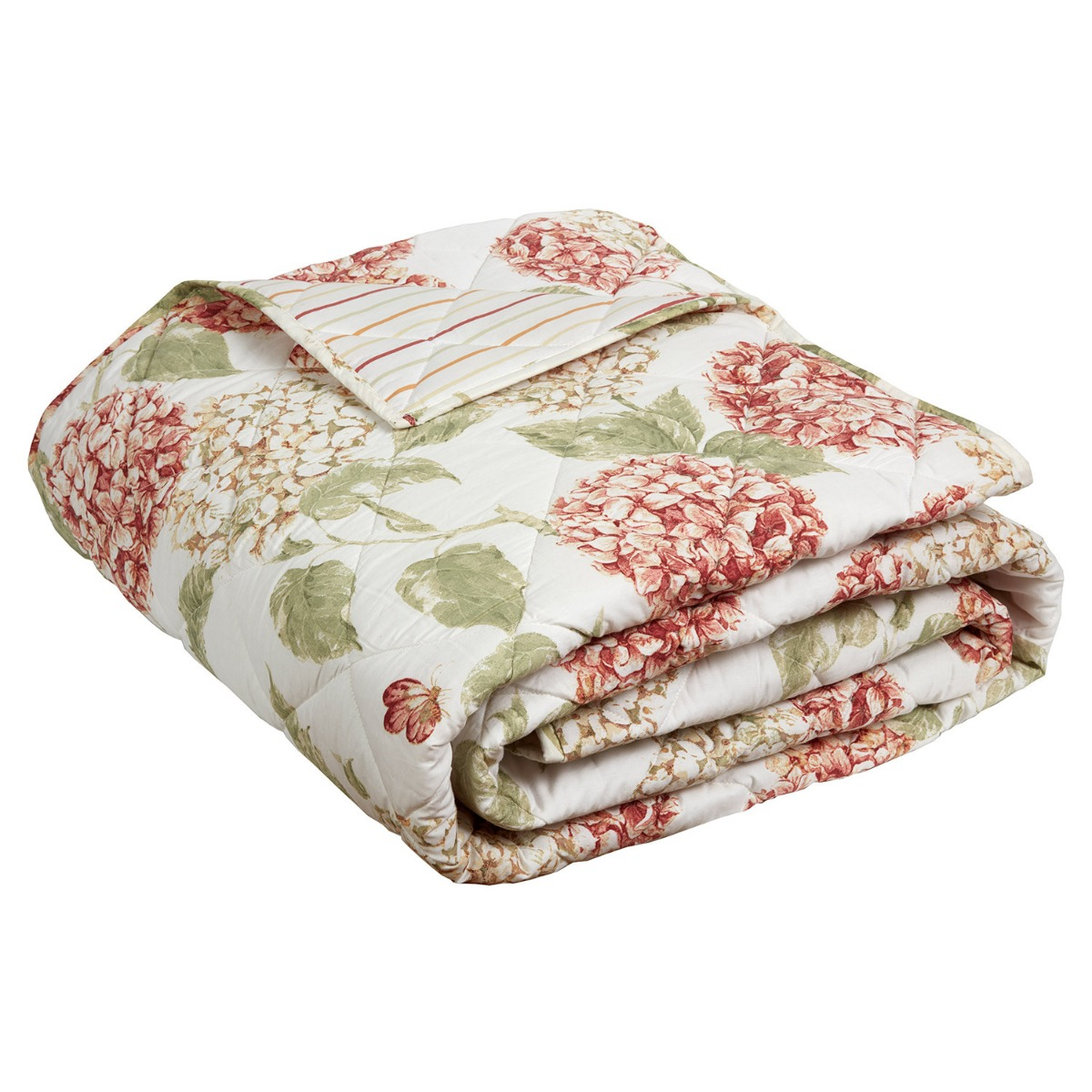 Bloomsbury Autumn Quilted Throw