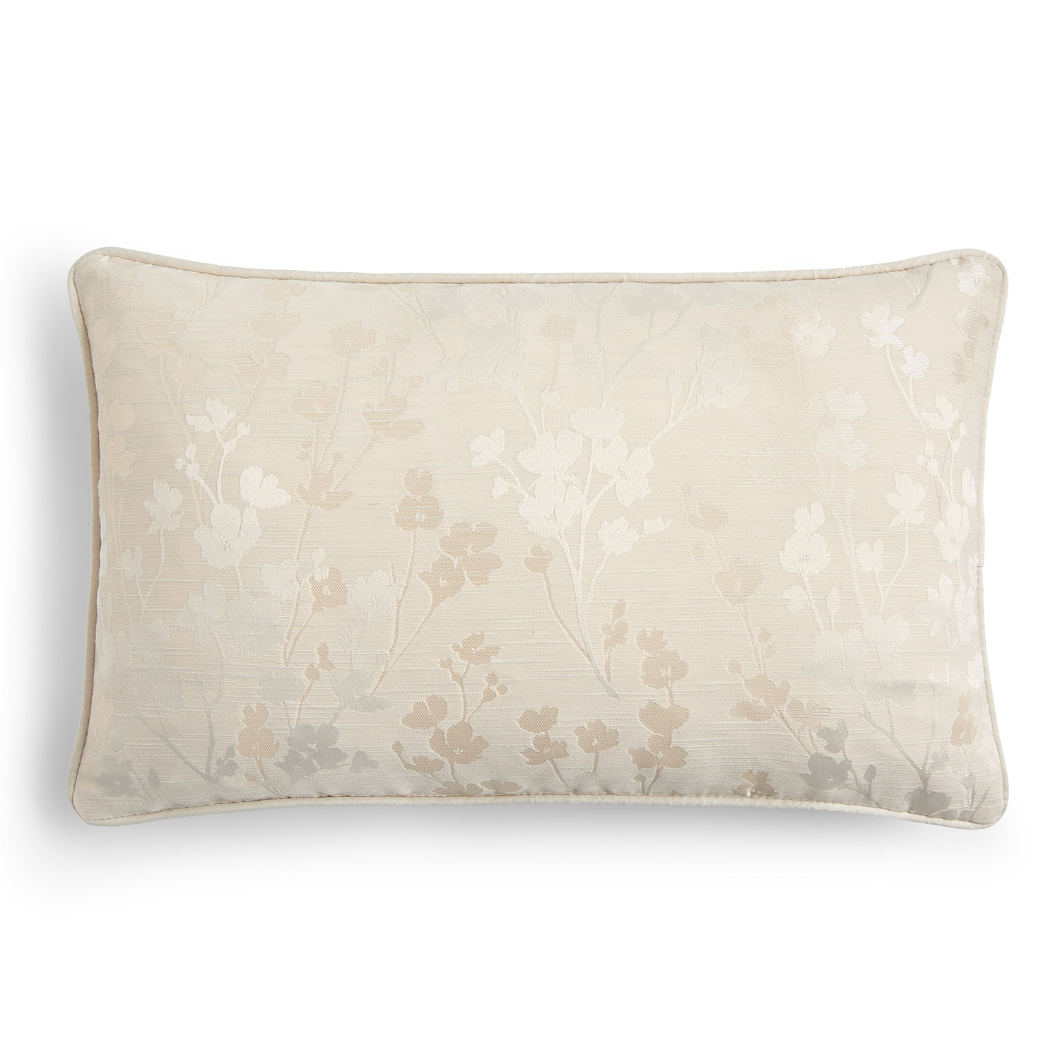 Blossom Natural Luxury Filled Boudoir Cushion