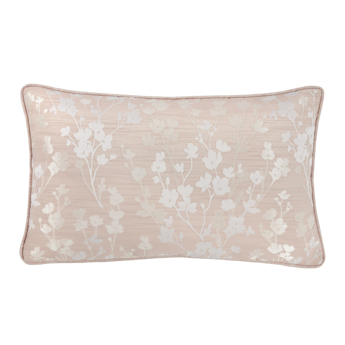 Blossom Pink Luxury Filled Boudoir Cushion