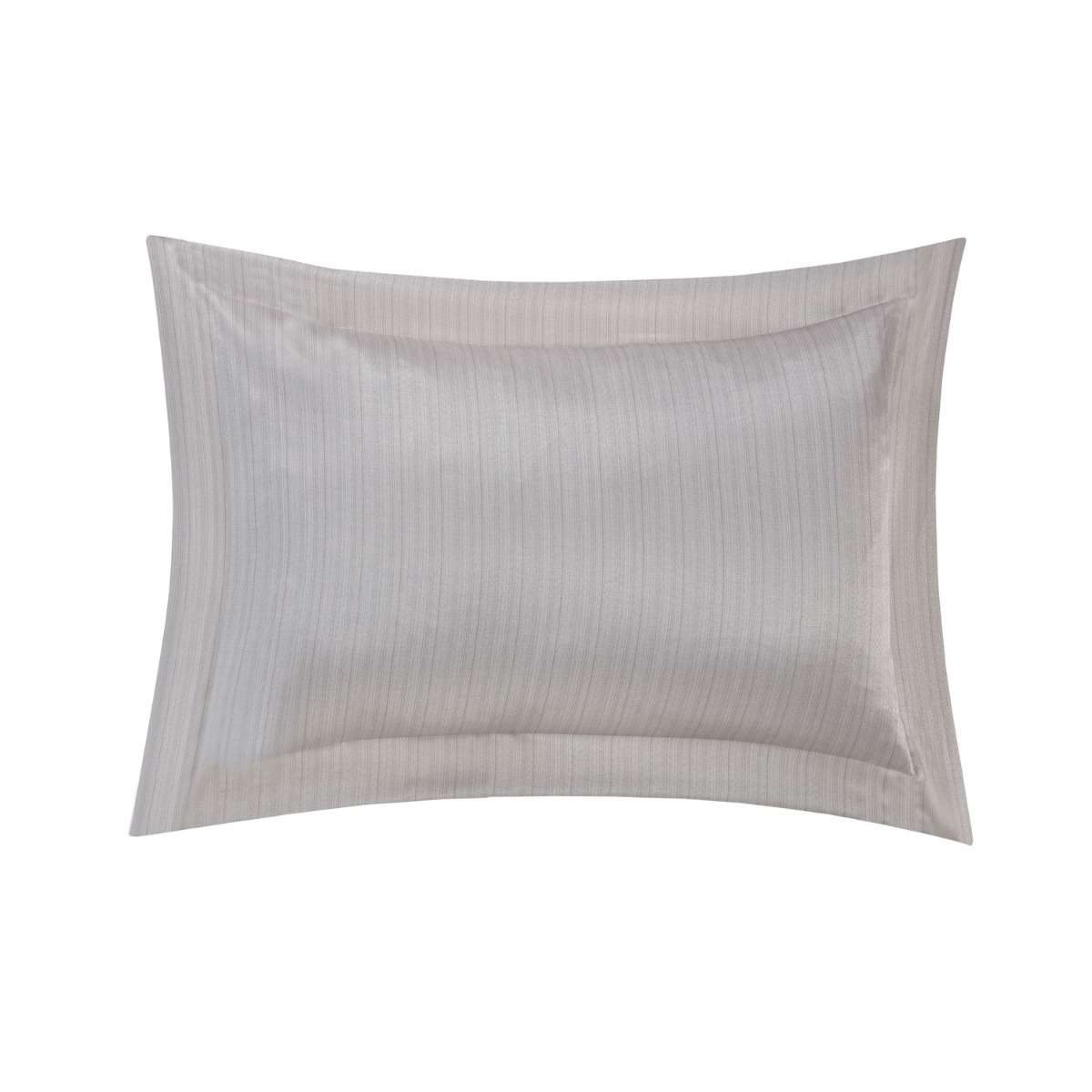 Patience Natural Jacquard Oxford Pillowcases (Pair)