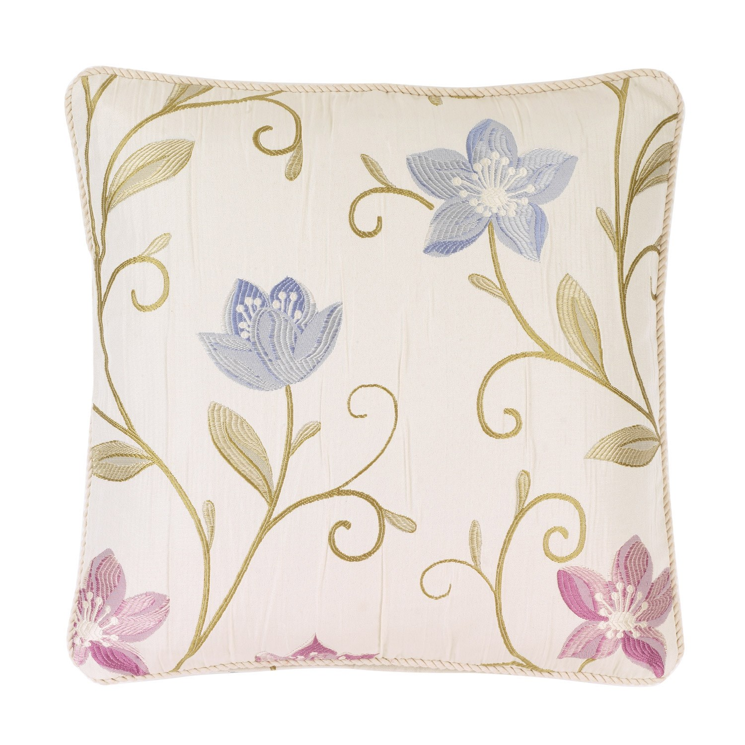 Canterbury Lavender Corded Cushion Cover